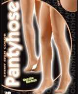 70 denier panty in lichaamskleur
