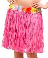 Hawaii rok roze dames 45