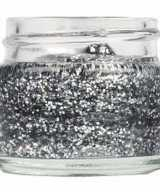 Zilveren glitter gel 15 ml
